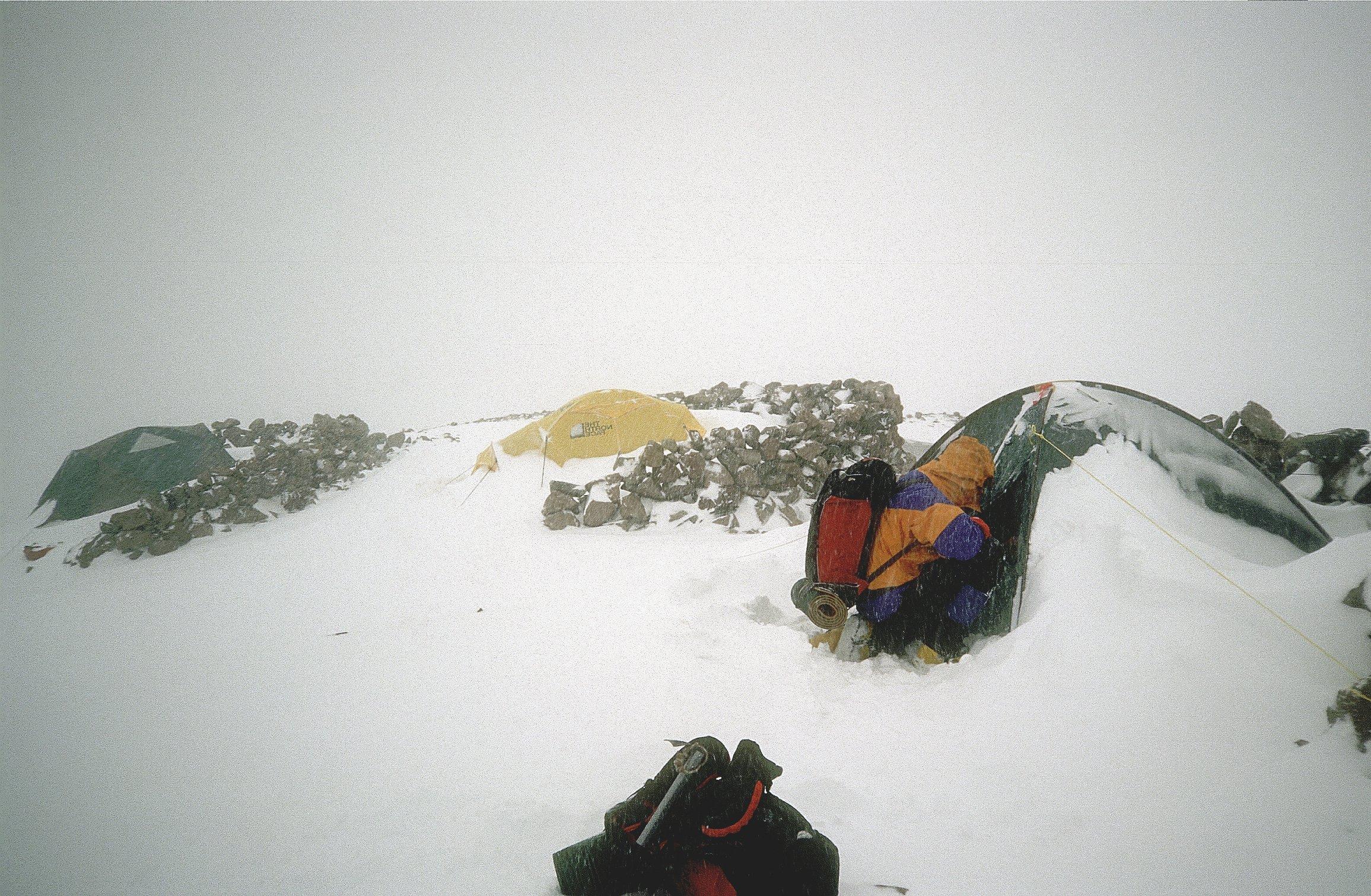 2003 – ACONCAGUA  6962 m.        Argentina