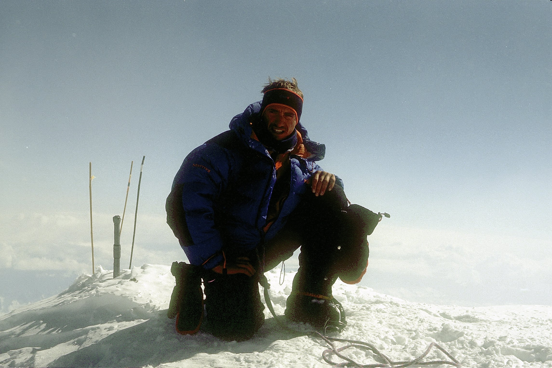 1999 – Alaska                                                      Mt. MC. KINLEY 6194 m.