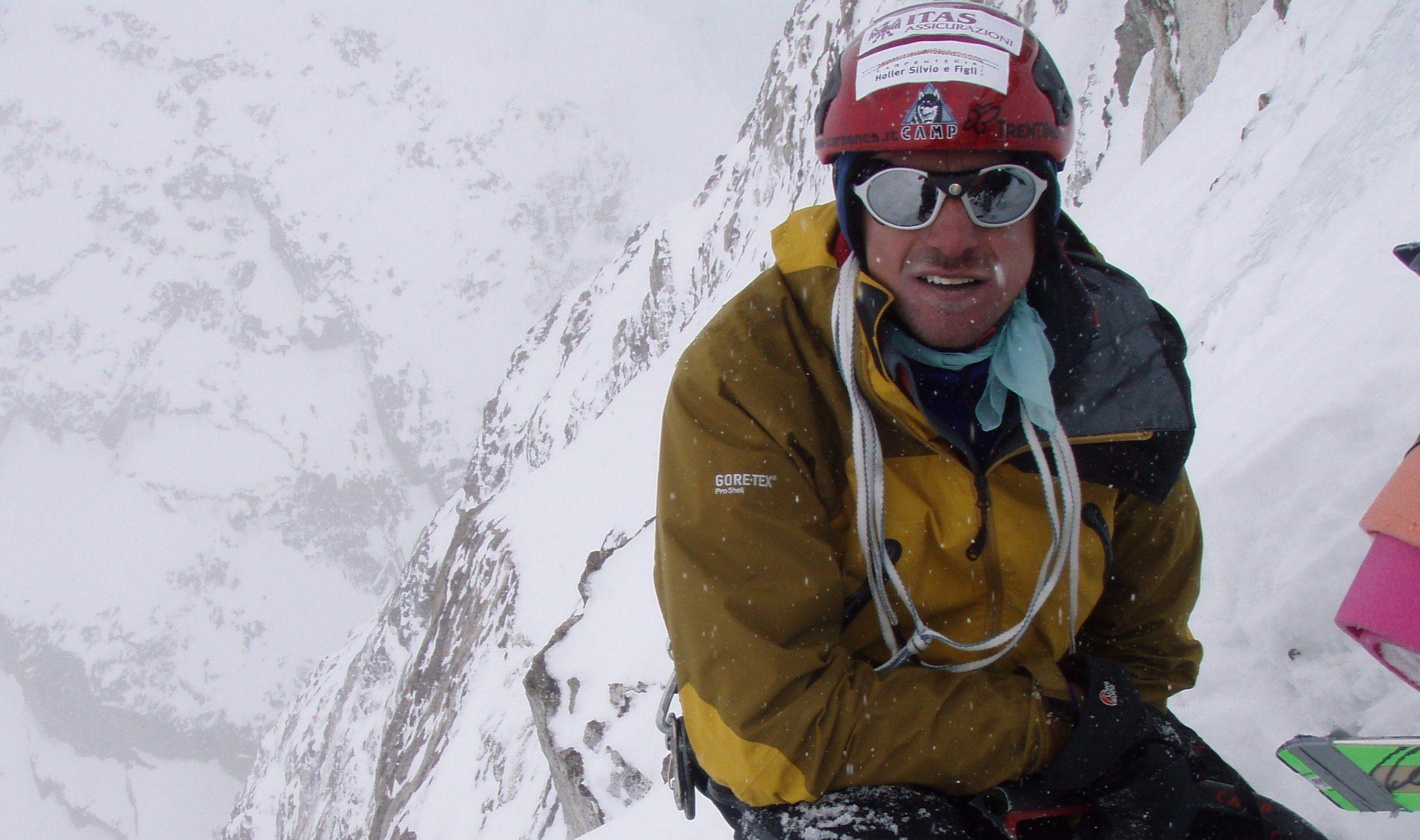 2008 – Nanga Parbat, 8125 m.                 Chongra Peack Nord 6840 m. Pakistan