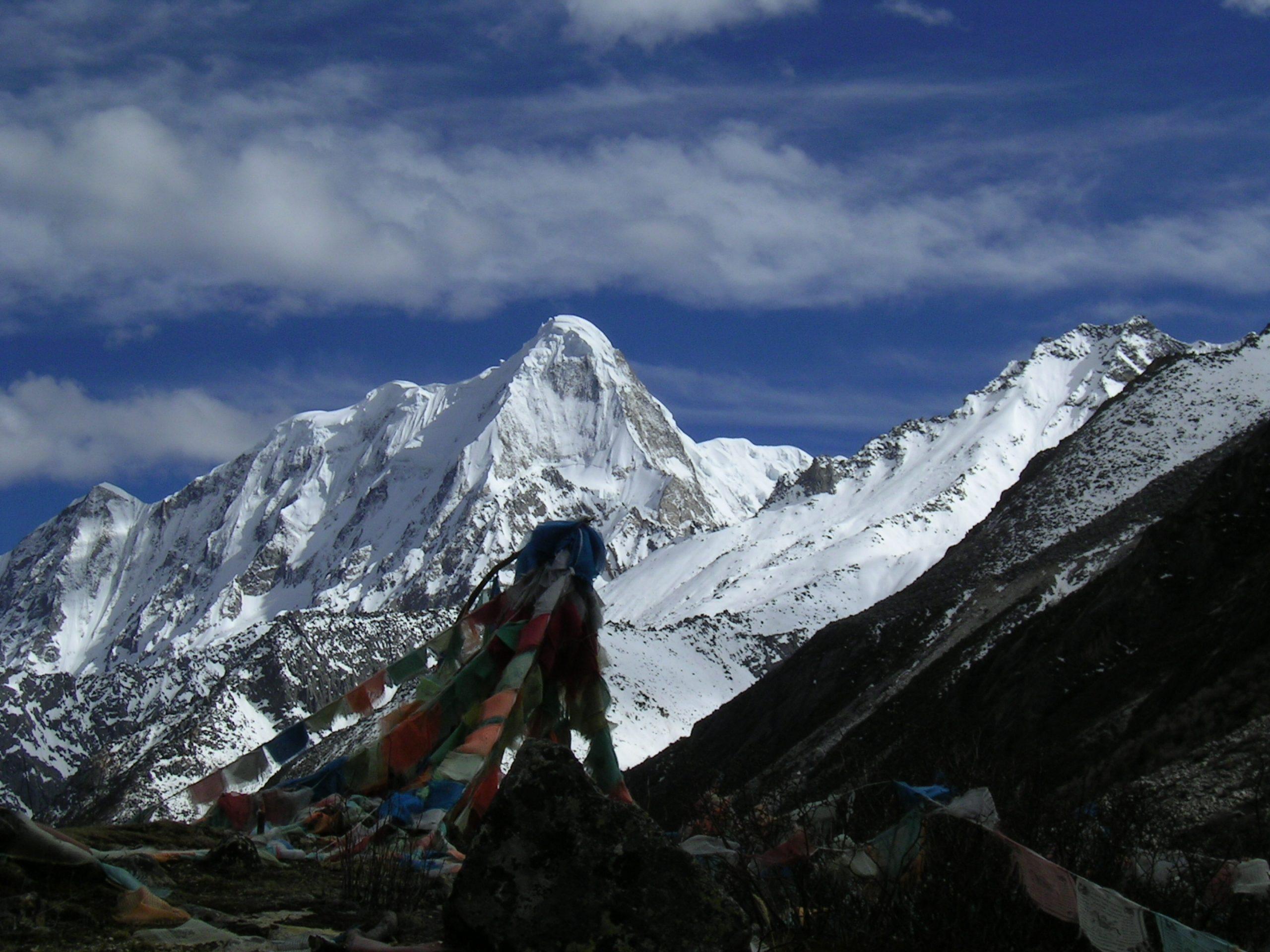 2006 – GENYEN 6240 m. Tibet Cina
